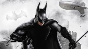 Batman Dc Comics 3360x1890 Wallpaper