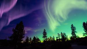 Earth Aurora Borealis 4256x2818 Wallpaper