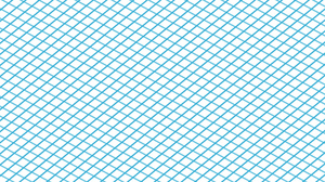 Shapes Geometry Digital Art Blue Lines 1920x1080 Wallpaper