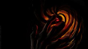 Mask Naruto Obito Uchiha Sharingan Naruto 1920x1200 Wallpaper