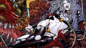 Comics Lady Death 3000x1687 Wallpaper