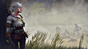 The Witcher The Witcher 3 Wild Hunt 2103x1183 wallpaper