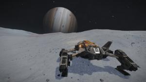 Elite Dangerous Space Spaceship 1920x1080 Wallpaper