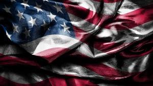 Man Made American Flag 2560x1776 Wallpaper