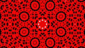 Digital Art Kaleidoscope Red 4000x2250 Wallpaper
