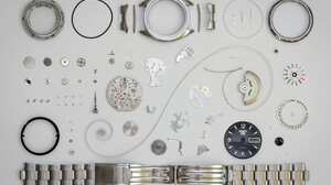 Watch Luxury Watches Seiko Dials Clockwork Clockworks Gears Screw Spring Bracelets Metal Elements Nu 2560x1600 Wallpaper