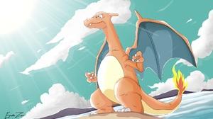 Charizard Pokemon 2000x1196 wallpaper