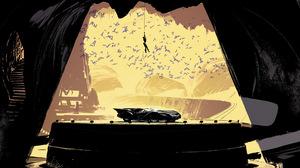 Batcave Catwoman Dc Comics 1920x1080 Wallpaper