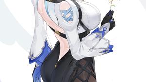 Eula Genshin Impact Genshin Impact Video Games Video Game Characters Video Game Girls Anime Anime Gi 2330x3970 Wallpaper