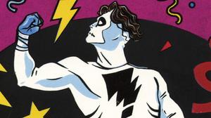 Comics Madman 2048x1152 Wallpaper