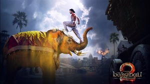 Baahubali 2 The Conclusion Elephant 1920x1080 Wallpaper