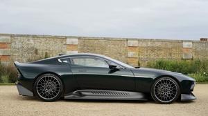 Aston Martin Aston Martin Victor Car Green Car Sport Car Supercar 6000x3375 wallpaper