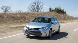 Vehicles 2015 Toyota Camry 1920x1080 Wallpaper