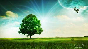 Earth A Dreamy World 1440x900 wallpaper