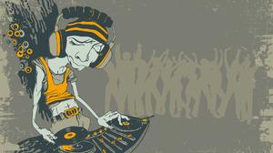 Music DJ 1920x1200 Wallpaper