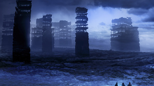 Post Apocalyptic Romantically Apocalyptic 1920x1700 wallpaper