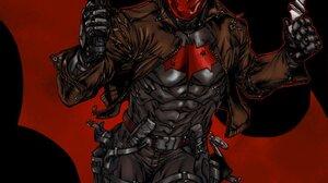 Red Hood Batman 1024x1542 Wallpaper