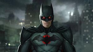 Batman Dc Comics 5120x2880 wallpaper
