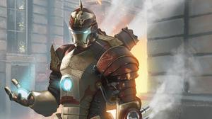 Iron Man Marvel Comics 2730x1536 Wallpaper