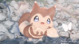 Butterflies Animals Fur Pokemon Anime Creature 3200x1800 Wallpaper