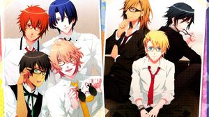 Anime Uta No Prince Sama 2894x2000 wallpaper