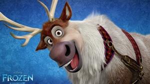 Frozen Movie Sven Frozen 2560x1600 Wallpaper