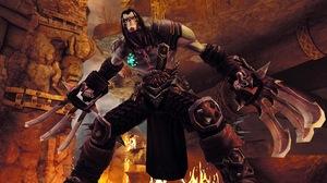 Darksiders Death Grim Reaper Game Warrior 2048x1152 Wallpaper