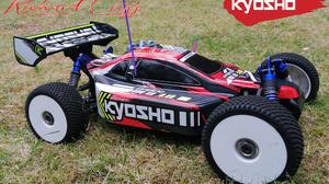 Kyosho RC Car 3509x2262 wallpaper