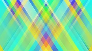 Artistic Blur Colors Digital Art Gradient Pattern Shapes 1920x1080 Wallpaper