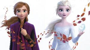 Anna Frozen Elsa Frozen Frozen 2 5732x4055 Wallpaper