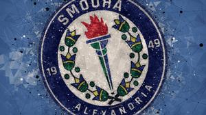 Emblem Logo Smouha Sc Soccer 3840x2400 Wallpaper