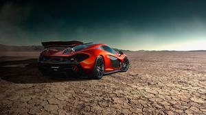 Car Mclaren Mclaren P1 Orange Car Sport Car Supercar Vehicle 2500x1674 Wallpaper