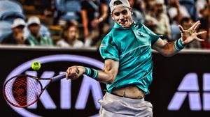 American John Isner Tennis 3840x2400 Wallpaper