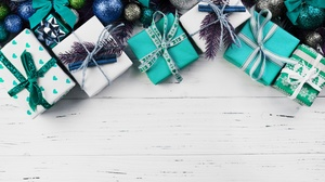 Bauble Christmas Ornaments Gift 3840x3050 Wallpaper
