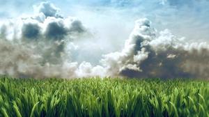 Earth Grass 1680x1050 Wallpaper
