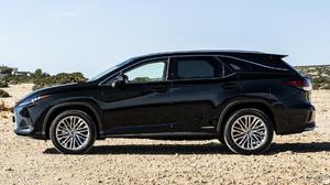 Hybrid Car Crossover Car Suv Luxury Car Black Car Car 1920x1080 Wallpaper
