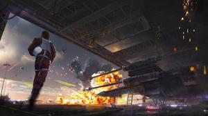 Cloud Explosion Pilot Sky Tie Fighter X Wing 1920x1013 Wallpaper