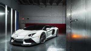 Vehicles Lamborghini Aventador 7352x4908 Wallpaper