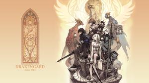 Video Game Drakengard 1920x1200 Wallpaper