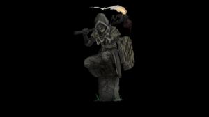 Bloodborne Mace Armor Knight Hunter Bloodborne Video Game Characters 2560x1440 Wallpaper