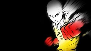 Saitama One Punch Man 1920x1080 wallpaper