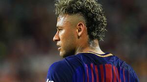 Brazilian Neymar Soccer 2048x1536 wallpaper