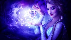 Elsa Frozen Frozen Movie 2721x1852 Wallpaper