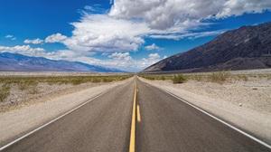 Nature California Usa Cloud Desert Landscape 5827x3885 Wallpaper