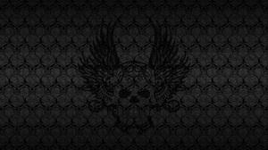 Pattern Skull Texture 4000x2250 Wallpaper