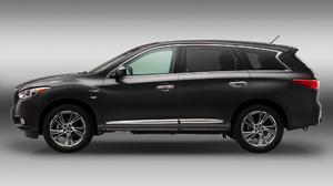 Black Car Car Crossover Car Hybrid Car Infiniti Qx60 Hybrid Luxury Car Mid Size Car Suv 1920x1080 Wallpaper