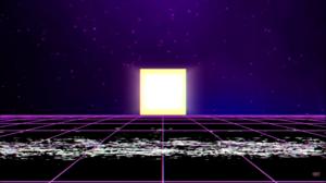 Vaporwave Synthwave Retrowave Minecraft 1920x1080 Wallpaper