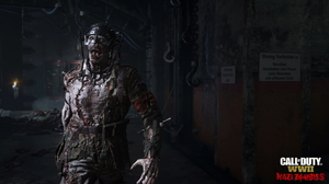 Call Of Duty Wwii Zombie 1920x1080 wallpaper