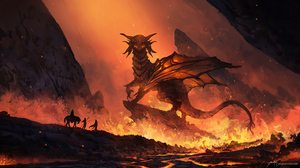 Flame 3840x2159 wallpaper