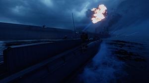 Battlefield 1 Boat Explosion 2560x1440 Wallpaper